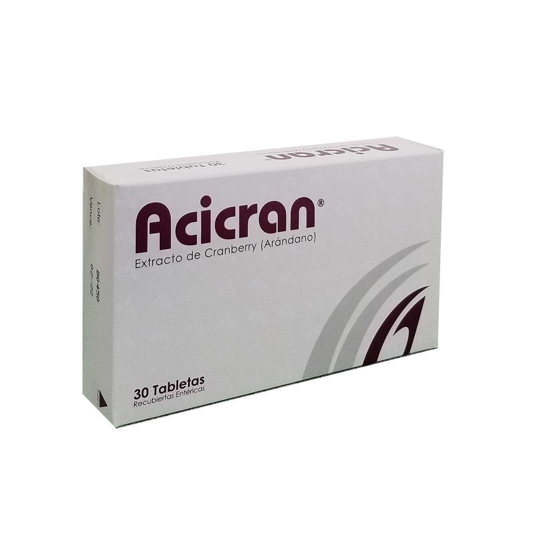 Acicran Tabletas