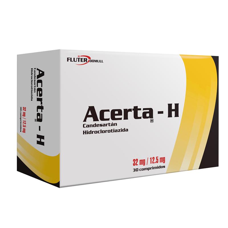 Acerta H 32/12.5Mg