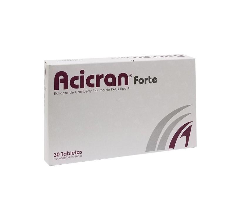 Acicran Forte Tabletas